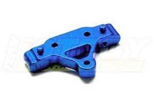 Integy RC Model Hop-ups T7826BLUE Alloy Rear Arm Mount for Associated (Alloy Rear Arm Mount)