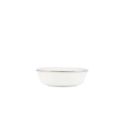 Lenox China Kate Spade Library Lane Platinum All Purpose Bowl -