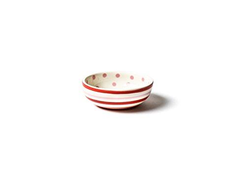 Stripe Love Dipping Bowl