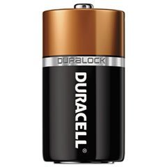 Coppertop Alkaline Batteries With Duralock Power Preserve Technology, C, 72/ct By: Duracell by Office Realm
