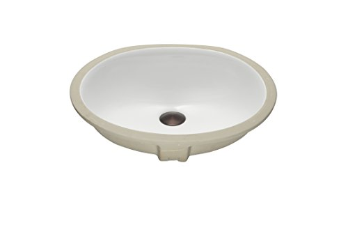 UB 901W Apogee Vitreous Bathroom Under Mount