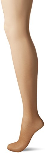 L'eggs Women's Silken Control Top Shaper Panty Hose, Sun Beige, B ()