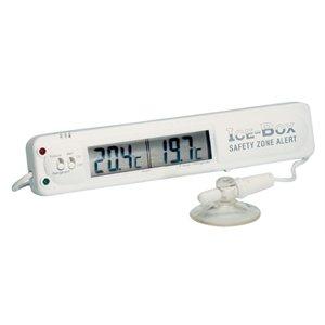 Compra Hygiplas - Termómetro para frigorífico congelador con ...