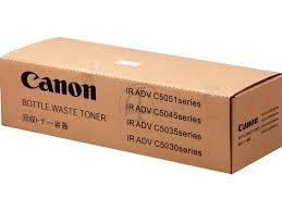 Canon FM4-8400-010 Waste Toner Case Assembly