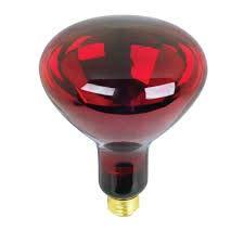 Sylvania 14663 - 250R40/10 120V Heat Lamp Light Bulb