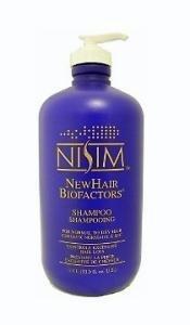 Nisim shampooing pour la perte de cheveux normaux à secs Shampooing Cheveux 33 oz