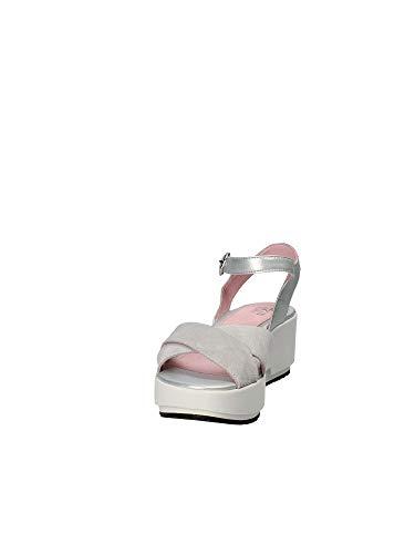 Gris 40 110330 Stonefly Femmes compensées Sandales WXTq7nA