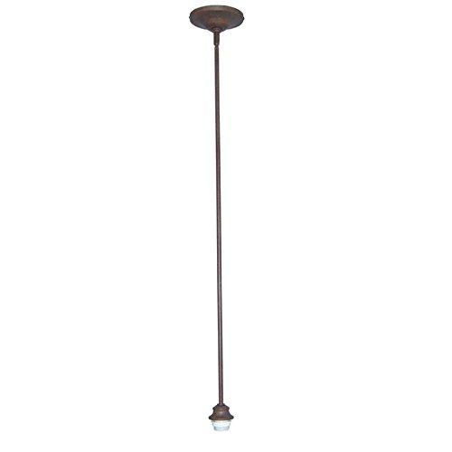 Bronze Eden Pendant Lighting - Portfolio 5.5-in Bronze Mini Pendant