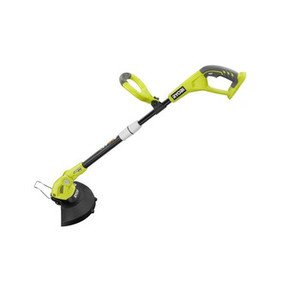 Ryobi ZRP20021 One Plus 18V 12 in. Cordless Lithium-Ion Straight Shaft String Trimmer/Edger (Certified Refurbished) by Ryobi