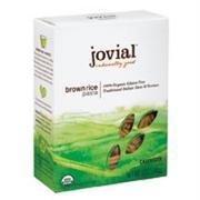 Jovial Brown Rice Pasta Organic Gluten Free -- 12 oz