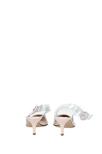 Rossi Plexiglas Pink Women G9272055RICVPX UK Sandals Gianvito Raqw10a
