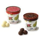 Rokkatei Strawberry White chocolate & chocolate set