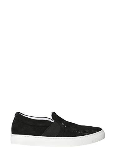 Fwskpk03napea1810 On Sneakers Nero Donna Pelle Lanvin Slip 5Fq7Cn5I