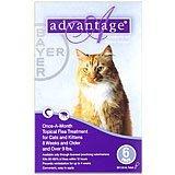 Advantage II 12pk Cat Over 9 lbs, My Pet Supplies