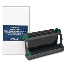 Fax Printer Cartridge f/ Panasonic KX-FA65, 330 Page Yield