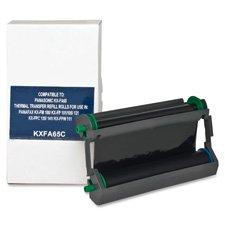Fax Printer Cartridge f/ Panasonic KX-FA65, 330 Page Yield, Sold as 1 Each ()