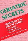 Geriatric Secrets, , 1560531622