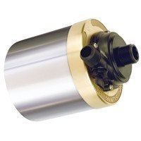 Fountain & Water Feature Pumps Little Giant/Cal Pump Stainless Steel & Bronze Pump - 1200 GPH S1200T-50 by Pond Liner