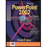 Select Series : Microsoft Powerpoint 2002 Brief, Johnson, Yvonne and Toliver, Pamela R., 0130088595