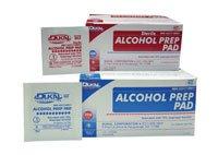 ALCOHOL PREP PADS STERILE (BX)