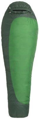 Marmot Trestles 30 Long Synthetic Sleeping Bag, Long-Left, Green, Outdoor Stuffs