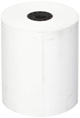 Thermal Cash Register POS Paper Rolls 3 1/8'' x 230' MADE IN USA - BPA Free (32 Pack) by FHS Retail