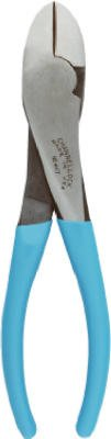 Channellock 447 Pliers, Curved Diagonal-Cut, 7-3/4-In. - Quantity 5
