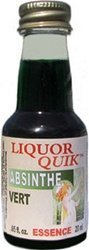 Liquor Quik HOZQ8-286 Natural Liquor Essence, 20 mL (Absinthe), (Absinthe Essence)