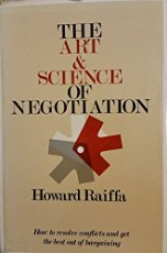 The Art And Science Of Negotiation Pdf