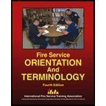 Fire Service Orientation and Terminology