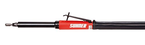 Suhner 11202002 LLC 35 Long Neck Die Grinder, 35000 rpm, 0.47 hp, 1/4'' Collet by Suhner