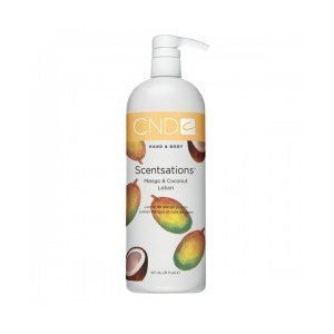 Cnd creative scentsations hand body lotion mango coconut cnd creative scentsations hand body lotion mango coconut 31oz by cnd creative prinsesfo Choice Image