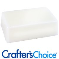 Crafters Choice Detergent Free Baby Buttermilk Soap Base 2 Lbs Detergent Base