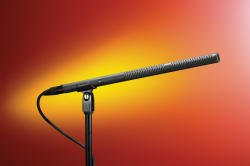 Audio Technica Mic Shotgun - Audio-Technica Condenser Microphone (AT8035)
