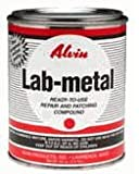 Alvin Products 10102 24oz. Lab Metal