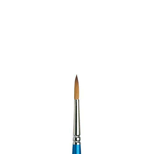 Winsor & Newton Cotman Water Colour Series 111 Short Handle Synthetic Brush - Round #6