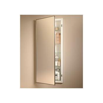 Jensen 461p24ch Federal Spec Medicine Cabinet Stainless