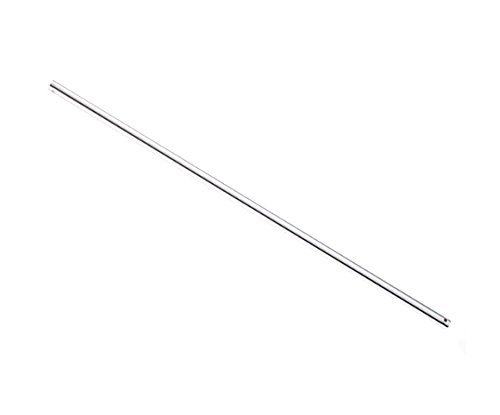 Lucci Air 21055518 Chrome 18 Inch Downrod, Silver Beacon Lighting