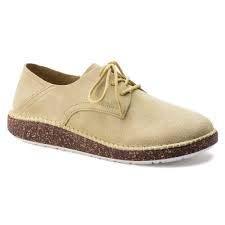 Birkenstock Women's Gary Popcorn Suede Shoe