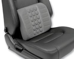 Motionperformance Universal Fit Lumbar Support Seat Cushion - Back Support For Cars Motionperformance Essentials