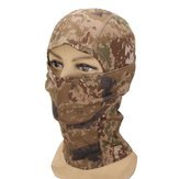 Military Full Face Mask Motorcycle Face Mask - Camouflage Balaclava Army Outdoor Tactical Military Mask - Rumbling Untouched - 1PCs