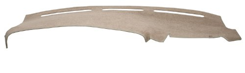 DashMat Original Dashboard Cover Ford F-Series Pickup (Premium Carpet, Mocha)