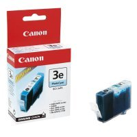 Canon S 4500 -Original Canon 4483A002 / BCI-3EPC - Photo Cyan Ink Cartridge -