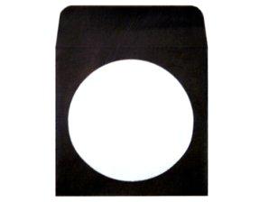 5-Inch BLACK TYVEK SLEEVES 100-Pak Tyvek Cd
