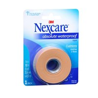 Nexcare Nexcare Absolute Waterproof Tape 1 X 180, 1'' X 180'' each (Pack of 2) by Nexcare