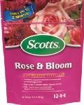 Scott's 2009501 3 Lb Rose & Bloom Continuous Release Plant Food 12-4-8