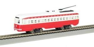 Bachmann Trains Pcc Trolley (Bachmann Trains Pcc Trolley St. Louis Railways)