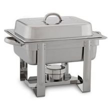 Alegacy AL422A Stainless Steel Top-Shelf Half Size Chafer, 15-1/4 by 11-1/2 by ()