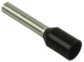 PANDUIT FSD78-10-D TERMINAL, FERRULE, 0.39IN., BLACK