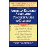 American Diabetes Association Complete Guide to Diabetes (2nd, 00) by Association, American Diabetes [Mass Market Paperback (2000)]